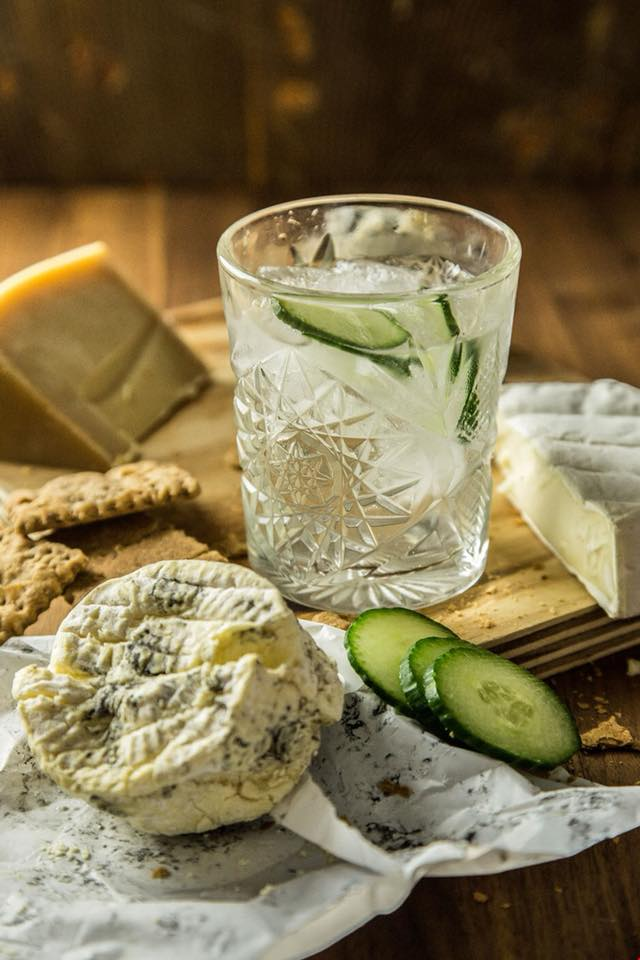 Gin and Cheese Tasting at Decant Wine and Cheese Deli