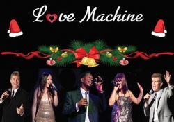 Love Machine Christmas Show