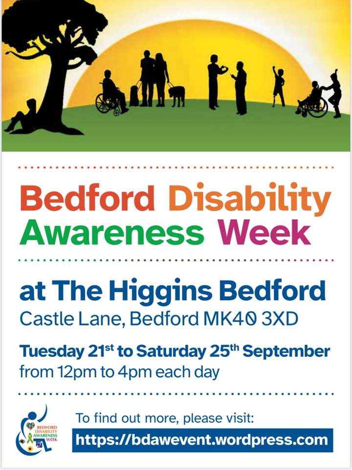 Event in Bedford Town Centre