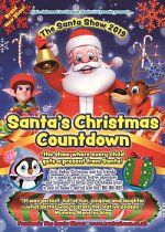 Santa's Christmas Countdown at Bedford Corn Exchange