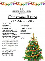 Christmas Fayre at Mercure Bedford Centre Hotel
