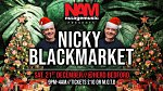 Nu Age Music Presents Christmas With Nicky Blackmarket at Herd