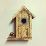 Reclaimed Bird Box Workshopat Made in Bedford at Number 13