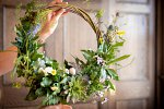 Spring Eco Wreath Workshop (MIND Special) at The Ship