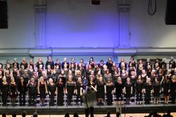 Alive and Singing Choir Rocks
