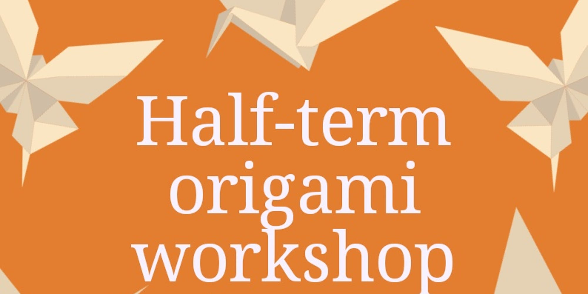 Children's Origami Workshop at ArloArts