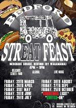 Bedford StrEAT Feast April 2019