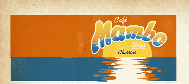Cafe Mambo Ibiza Classics at Bedford Park