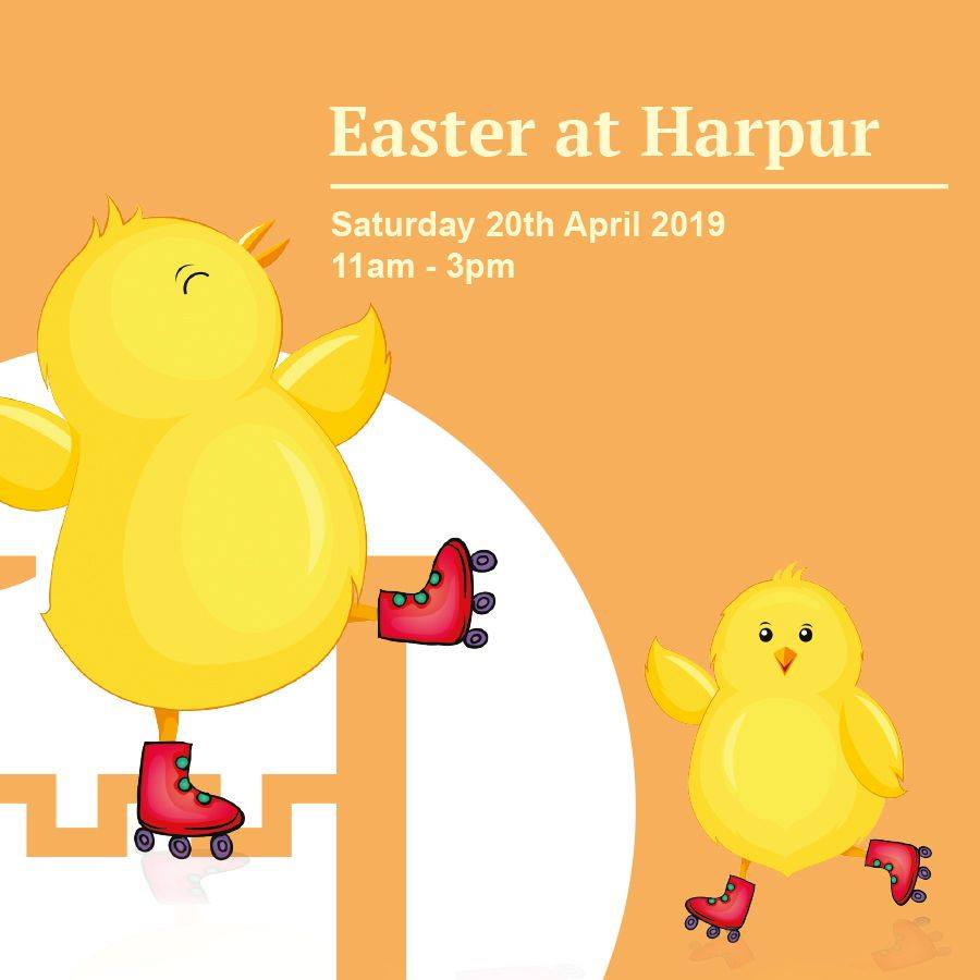 Easter Event at Harpur Centre