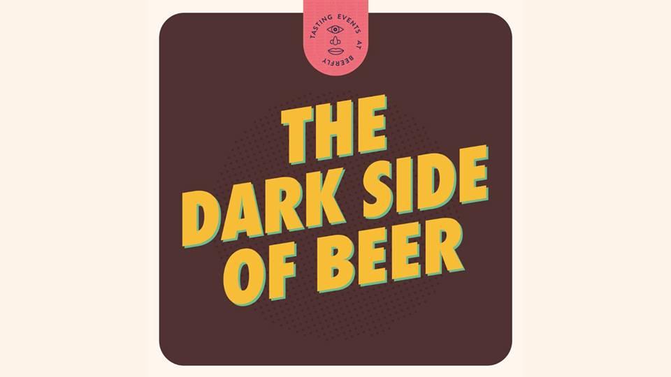 The Dark Side of Beer at Beerfly
