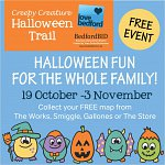 Creepy Creature Halloween Trail (19/10 - 03/11)