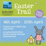 Love Bedford Easter Trail (04/04 - 20/04)