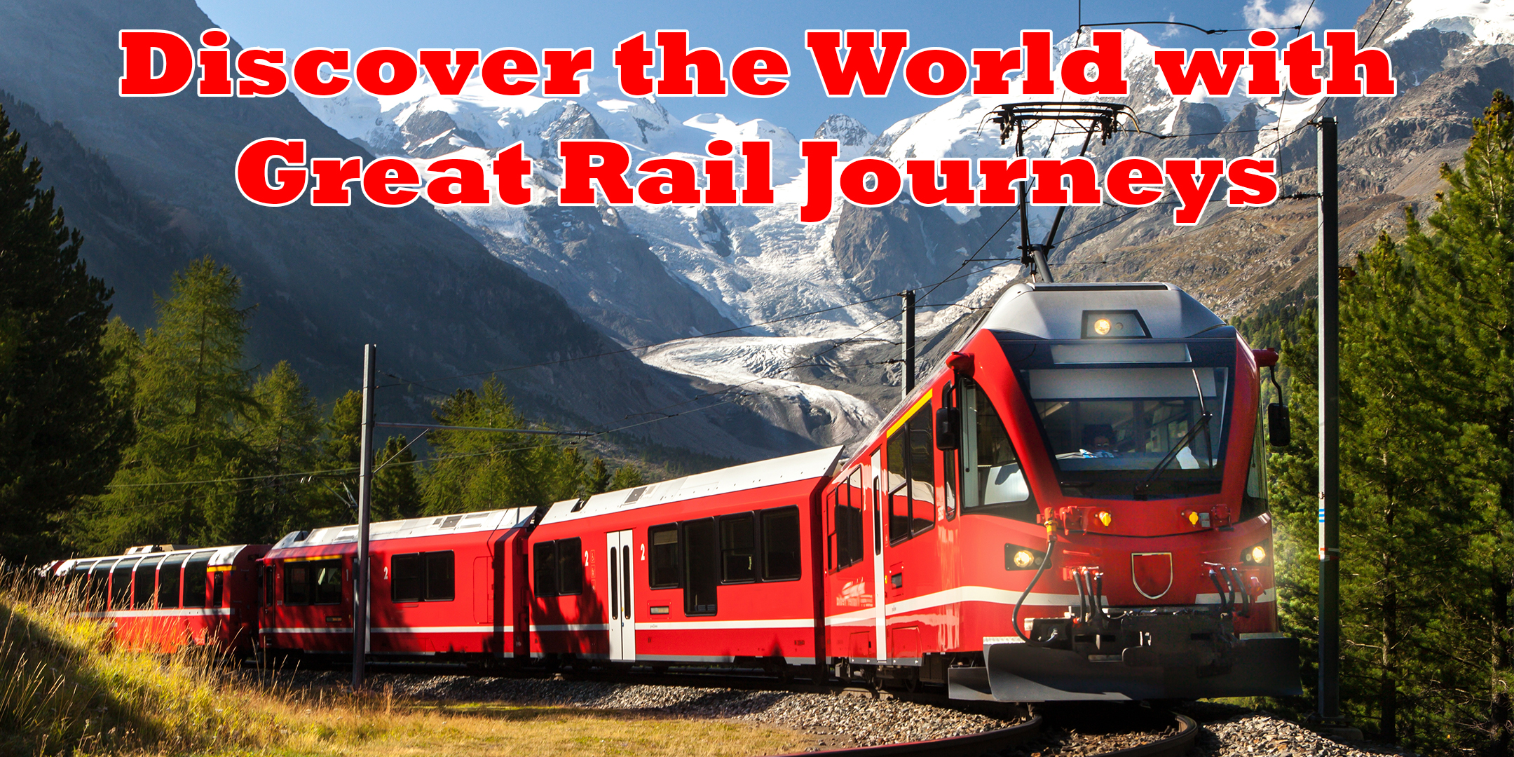Discover the World with Great Rail Journeys Event at Select Travel Holidays