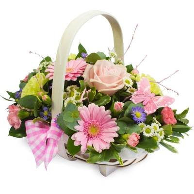 Mother's Day Flower Arranging Workshop at Harpur Centre Florist