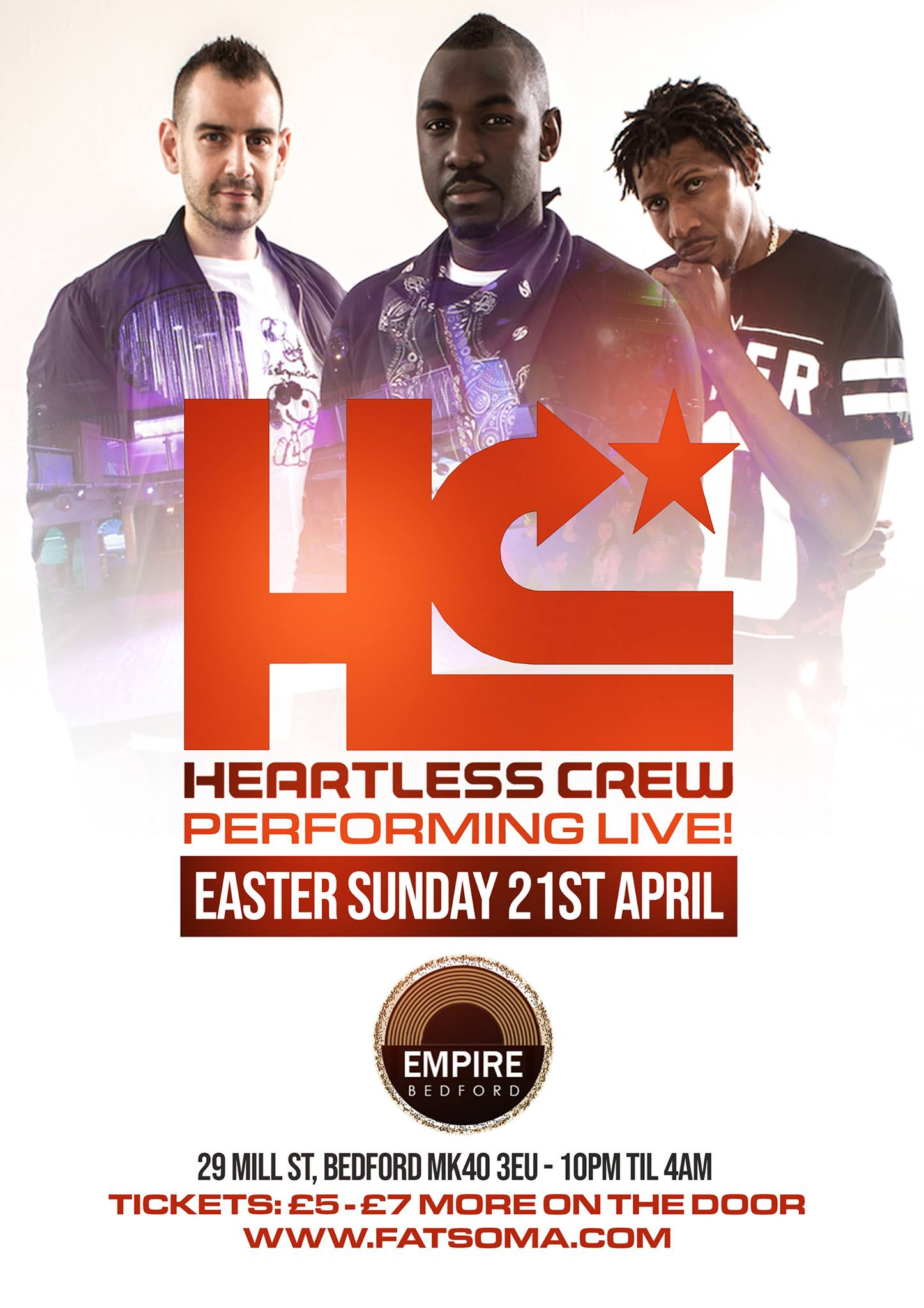 Heartless Crew Live at Empire