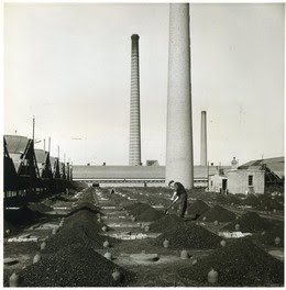 Rise and Fall of the Bedfordshire Brickworks by Richard Manning at The Higgins Bedford