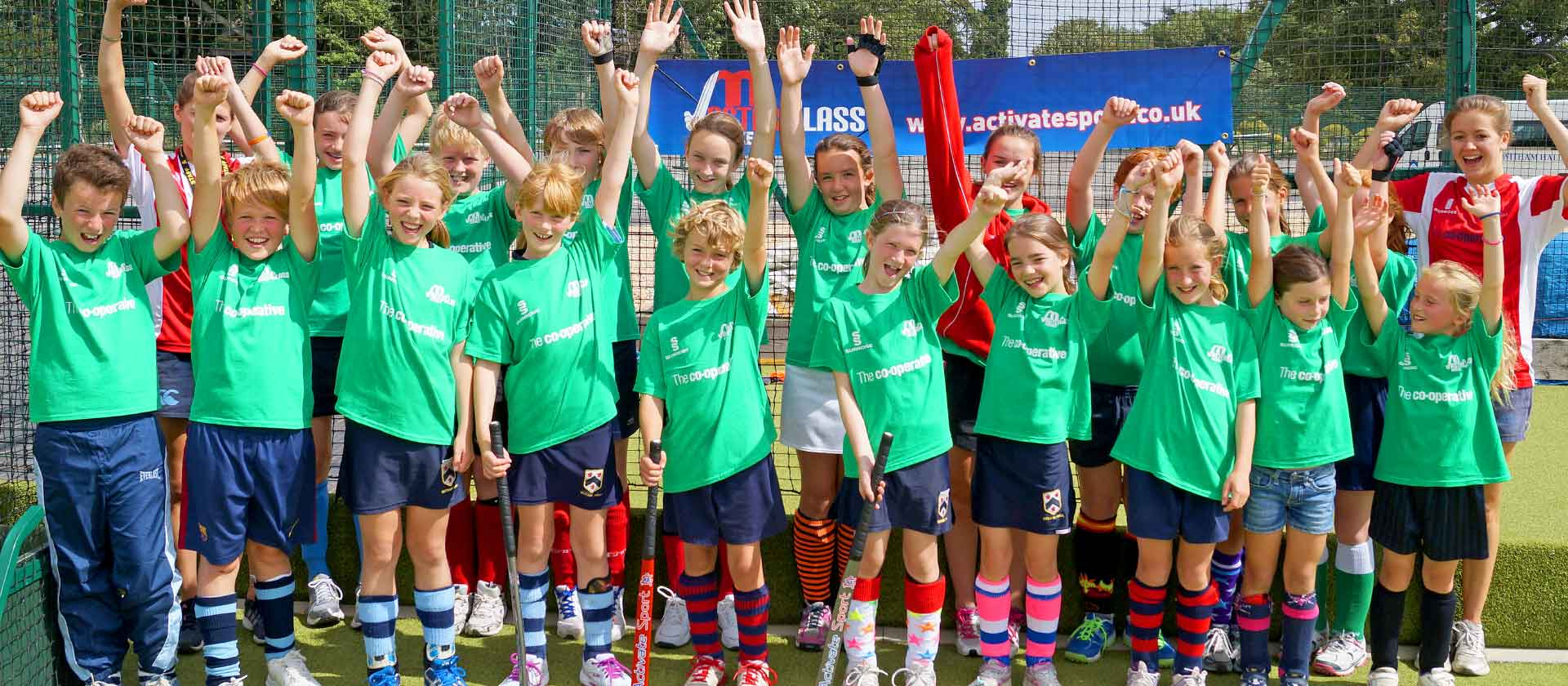 Hockey Masterclass at Bedford School