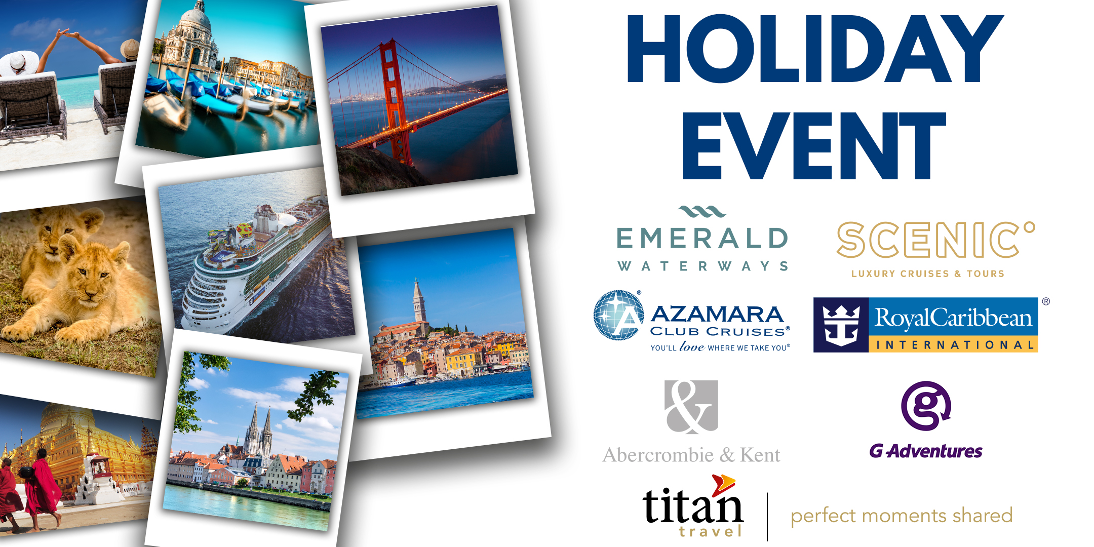 Holiday Event at Select Travel Holidays