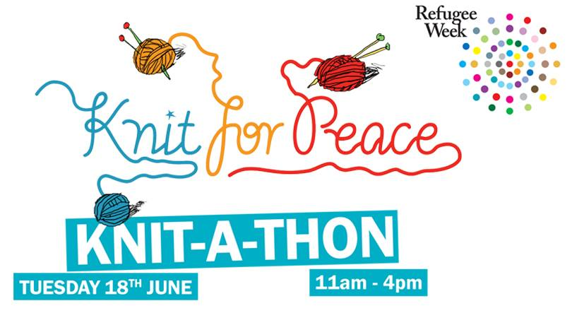 Knit For Peace at The Higgins Bedford