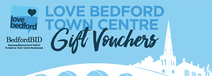 Buy Love Bedford vouchers