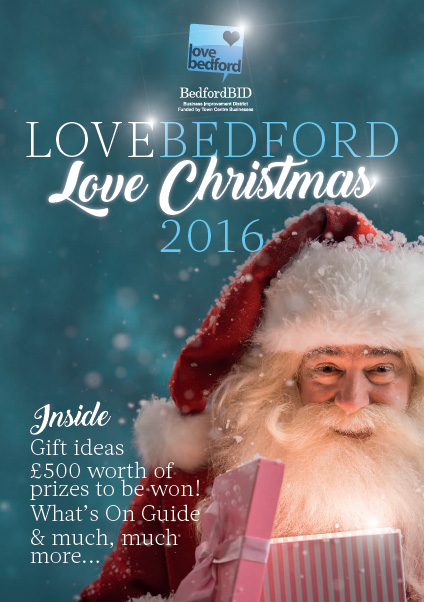Love Christmas with Love Bedford