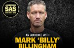 An Audience With Mark 'Billy' Billingham at Bedford Corn Exchange