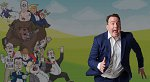 Matt Forde: Brexit, Pursued By A Bear at The Quarry Theatre