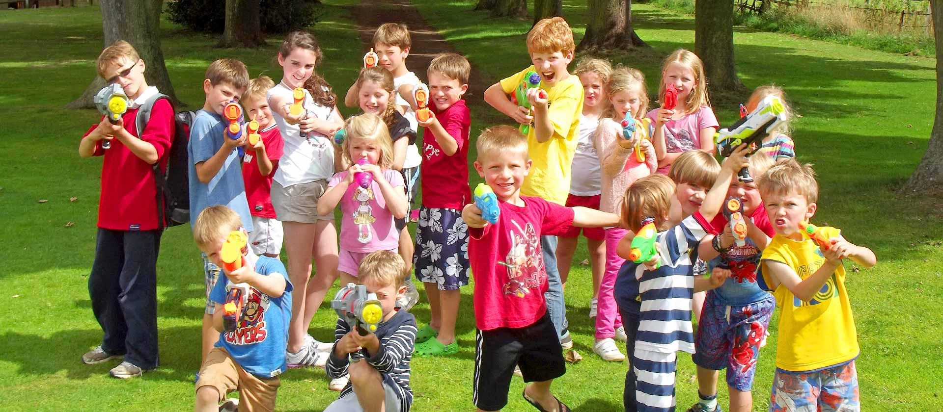 Multi Activity Camps at Bedford School