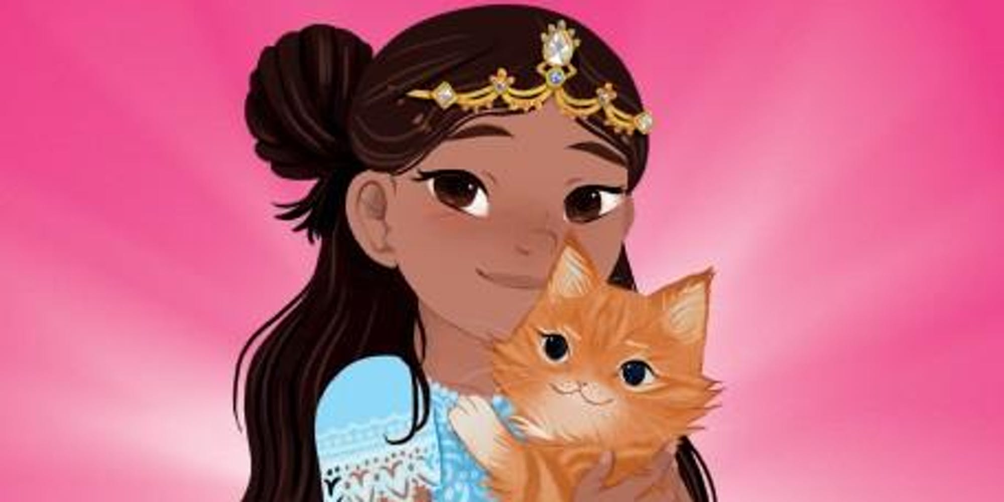 The Princess of Pets - The Naughty Kitten - Author Event, Art and Crafts