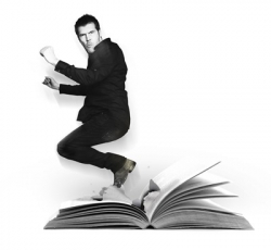 Rhod Gilbert: The Book of John at Bedford Corn Exchange