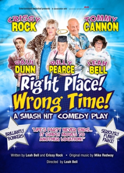 Right Place Wrong Time at Bedford Corn Exchange