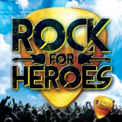 Rock For Heroes at Bedford Corn Exchange