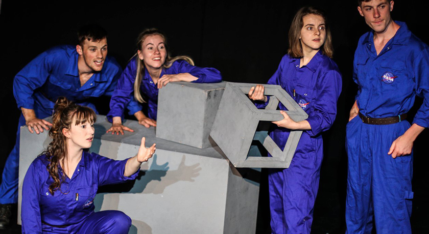 Rocket Girl at The Quarry Theatre