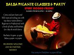 Salsa Picante Classes & Party at El Picante