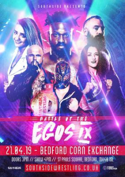Southside Wrestling: Battle of the Egos at Bedford Corn Exchange