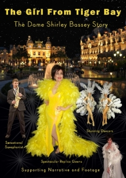 The Girl From Tiger Bay: The Dame Shirley Bassey Story at Bedford Corn Exchange