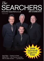 The Searchers - Farewell Tour at Bedford Corn Exchange