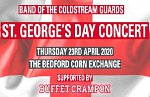St Georges Day Concert at Bedford Corn Exchange